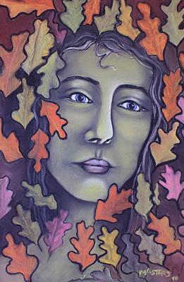 Waiting Again Art Print by Lisa Masters