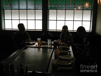 Photograph - Waiting For Dinner by Renee Trenholm
