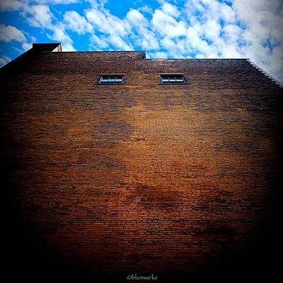 Architecture Wall Art - Photograph - •waiting For Her Locks To Fall• by Matthew Blum