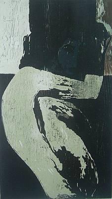 waiting II Art Print by Nesli Sisli