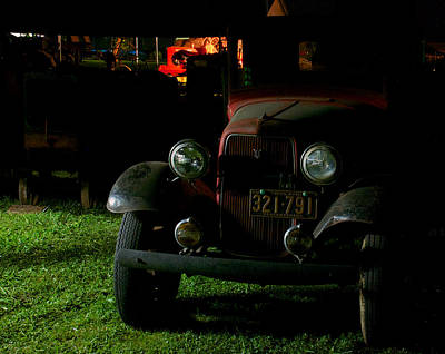 Photograph - Waiting Until Morning by Mark Dodd