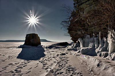 Voyageurs Photograph - Waking by Jakub Sisak