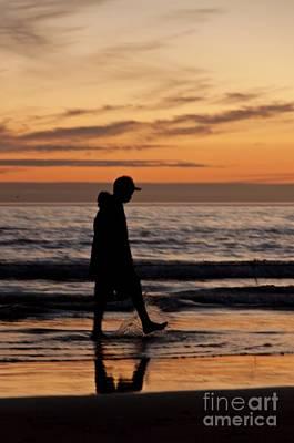 Photograph - Walking by Armando Carlos Ferreira Palhau