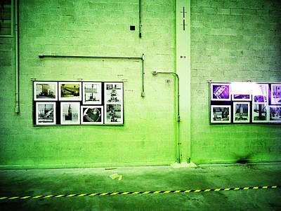 Wall Art E-mad Original by Jan W Faul