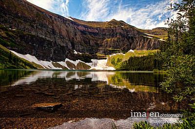 Wall Lake Original by Jen Alston