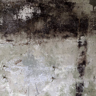Photograph - Wall Texture Number 8 by Carol Leigh