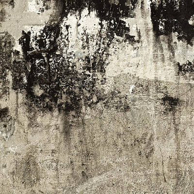 Wall Texture Number 9 Art Print