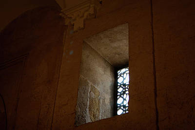 Photograph - Wall Window by Lorraine Devon Wilke