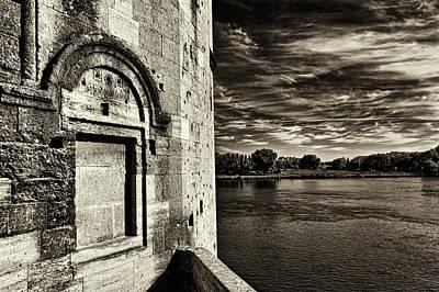 Photograph - Walled-up Window by Roberto Pagani