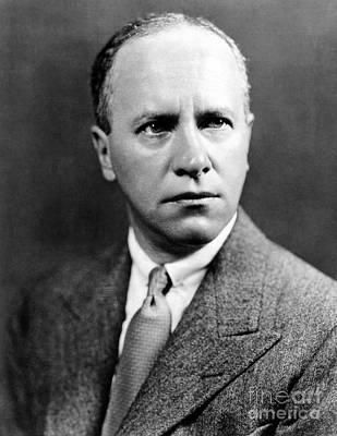 Walter Duranty (1884-1957) Art Print by Granger