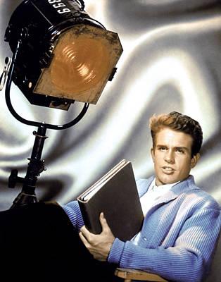 Warren Beatty Photograph - Warren Beatty, Ca. 1960s by Everett