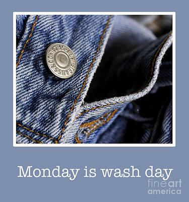 - Wash On Monday by Nancy Greenland