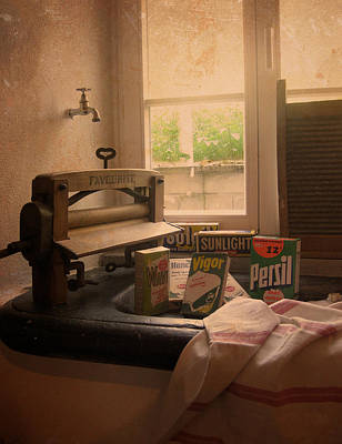 Briex Photograph - Wash Powders by Nop Briex