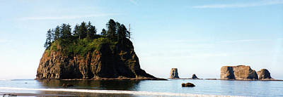 Photograph - Washington Coast by C Sitton