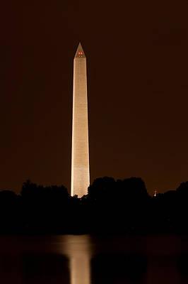 Photograph - Washington Monument by Paul Mangold