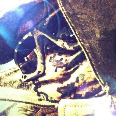 Scifi Wall Art - Photograph - Wasteland Glare ~ Corron Xtrillion by Glen Campbell