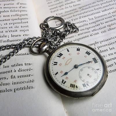 Watche Art Print by Bernard Jaubert