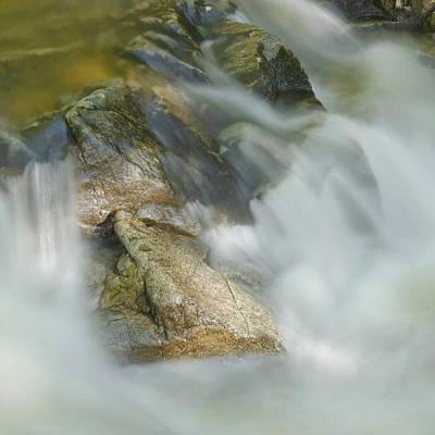 Water Movement Detail 15 Art Print