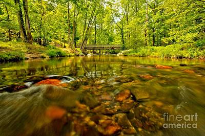 Photograph - Water Under The Bridge by Adam Jewell