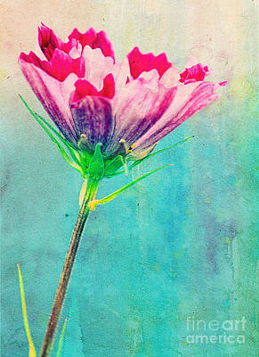 Watercolor Flower Art Print