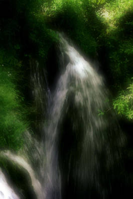 Photograph - Waterfall I by Ellen Heaverlo