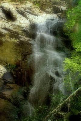 Photograph - Waterfall IIi by Ellen Heaverlo