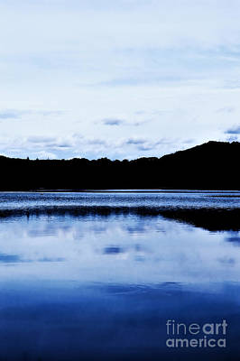 Waterscape Granville Ma Art Print by HD Connelly