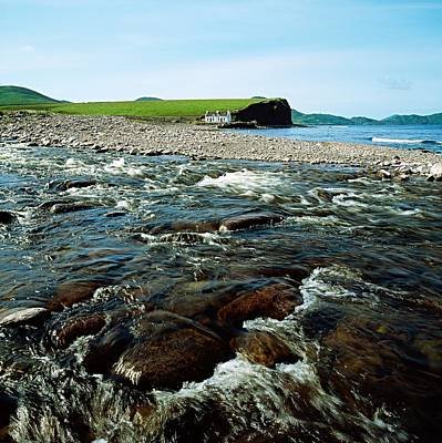Waterville, Ring Of Kerry, Co Kerry Art Print