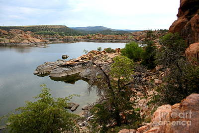 Photograph - Watson Lake 2 by Julie Lueders