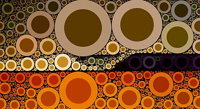 Wave Art Print by Tim Foley