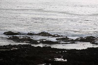 Photograph - Waves - 0005 by S and S Photo