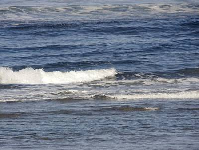 Photograph - Waves - 0011 by S and S Photo