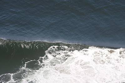 Photograph - Waves - 0013 by S and S Photo