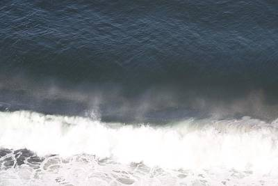 Photograph - Waves - 0014 by S and S Photo