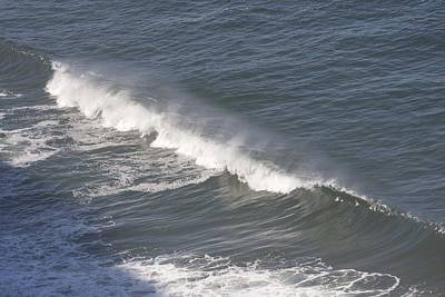 Photograph - Waves - 0020 by S and S Photo