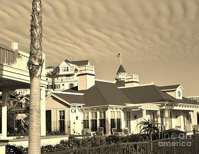 Art Print featuring the photograph Wavy Sky by Jasna Gopic