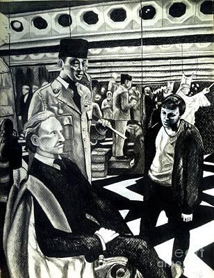 Wax Museum Art Print
