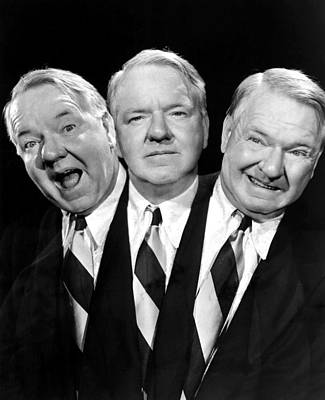 Publicity Shot Photograph - W.c. Fields, Paramount Pictures, 1938 by Everett