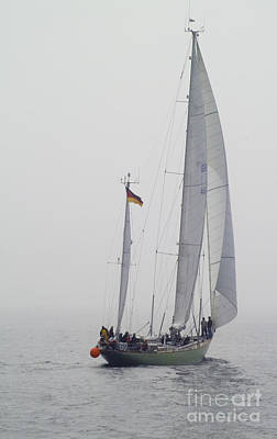 Impressionism Photos - We are Sailing ... by Heiko Koehrer-Wagner