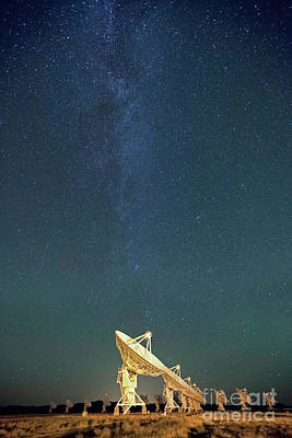 Space Exploration Photograph - We Can Hear You by Keith Kapple