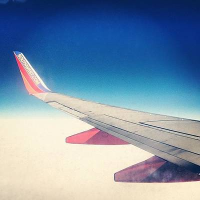 Iphone Photograph - We Fly So High. #iphone #instagram by Johnathan Dahl
