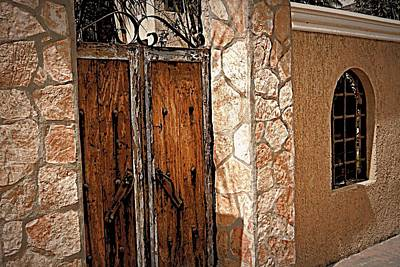 Photograph - Weathered Gate  by Marilyn Wilson