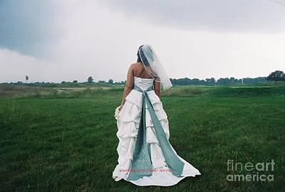 Wedding Photograph - Wedding - 02 by Sherrie Winstead