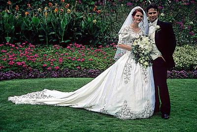 Photograph - Wedding  by Dragan Kudjerski