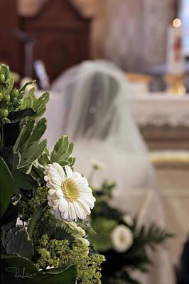 Photograph - Wedding by Raffaella Lunelli