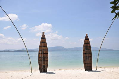 Phuket Photograph - Welcome To Rang Yai Island by Eustaquio Santimano