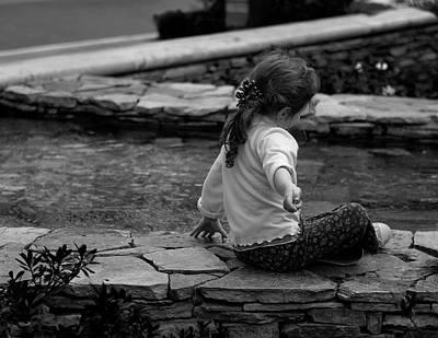 Photograph - Well Wishing by Lorraine Devon Wilke