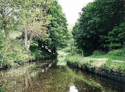 Photograph - Welsh Canal by Marilyn Wilson