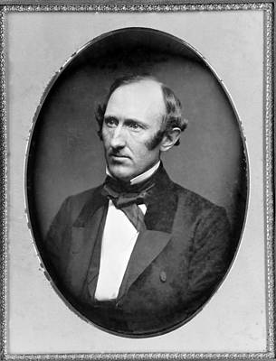 Wendell Phillips 1811-1884 American Print by Everett