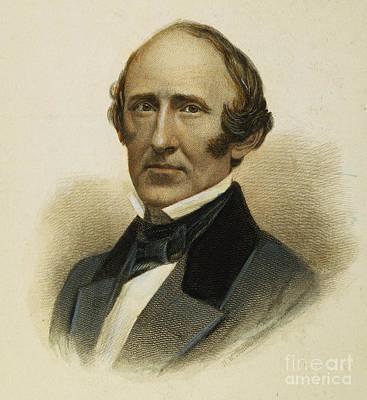 Wendell Phillips (1811-1884) Art Print by Granger